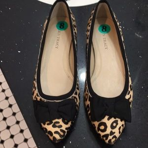 NWT Leopard Shoes.